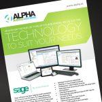alpha flyer design