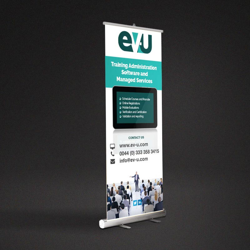 Pop Up Banners | Design and Print | Derry Londonderry