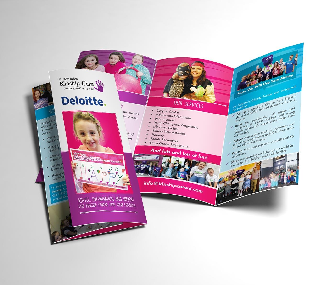 Graphic Designer Brochure: Alley Kat Design