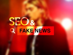 SEO and Fake NEws